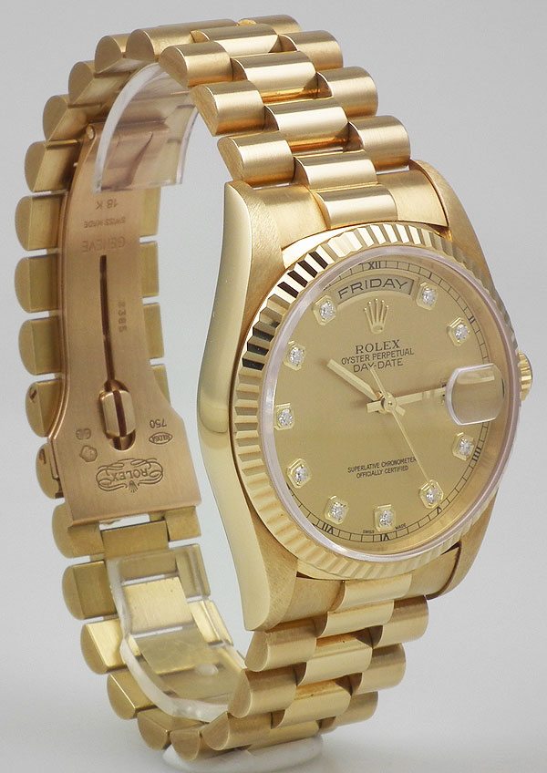 Rolex Oyster Perpetual Day Date 8385