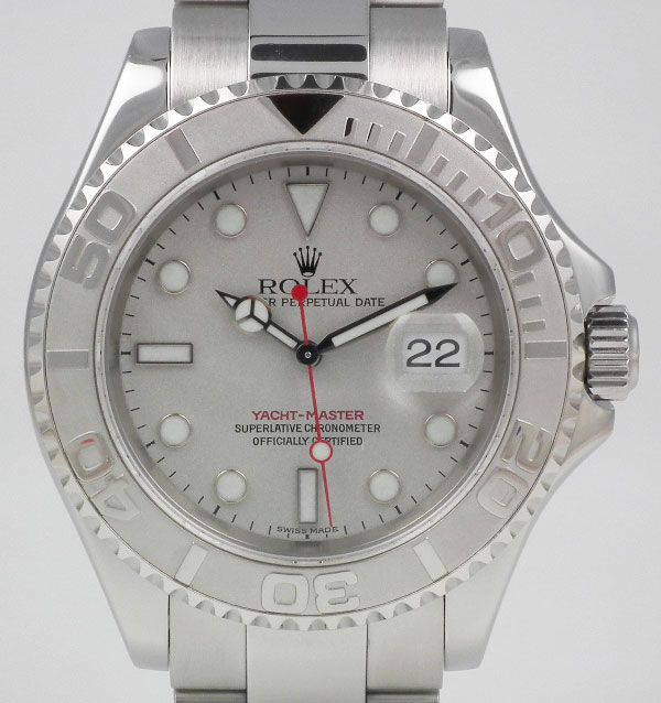 Rolex Oyster Perpetual Date Yacht Master
