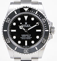 Rolex Oyster Perpetual Submariner 124060 41mm Ceramic Bezel