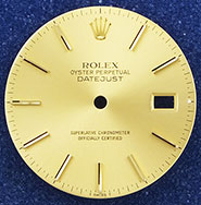 Gents Rolex Oyster Perpetual DateJust Dial - 16013 16018 16078 16203 16233 16238 16248